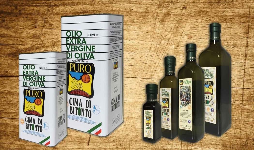 Olio extravergine di oliva Puglia