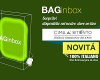 BAGinbox, una strepitosa novità!