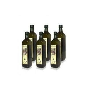 pack di 6 bottiglie biologico 0,75 litro